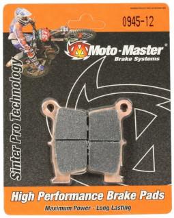 Задние тормозные колодки Moto-Master Racing GP 0945-12