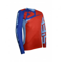 Джерсі ACERBIS MX SEIYA RED/BLUE (size:M)