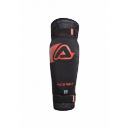 Захист ліктя ACERBIS X-ELBOW GUARD SOFT BLACK/RED