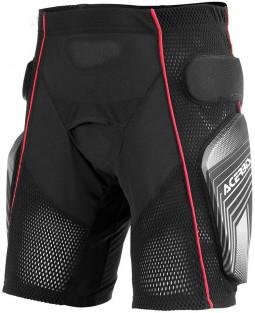 Захистні шорти PANTS SOFT 2.0 BLACK/GREY (size: S, M, XL)