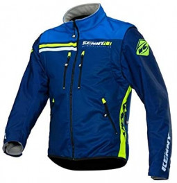 Куртка KENNY SOFTSHELL 2020 NAVY NEON/YELLOW (size:L,XL,XXL)