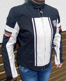 Мотокуртка Revit 42р(М-L) жіноча, текстильна плечі