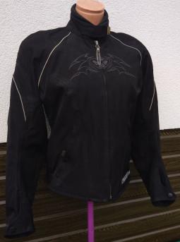 Мотокуртка IXON р 6.(S/M) жіноча текстильна