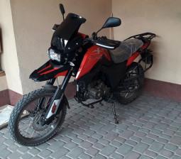 Продам мотоцикл Shineray X-trail 250 2020