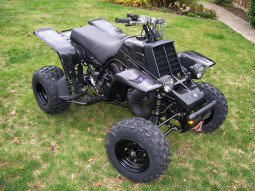 Розборка квадроциклів Yamaha YFS - Blaster, YFZ - Banshee