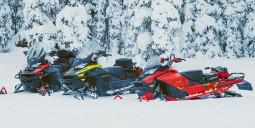 Розборка снігоходів BRP Expedition, Grand-Touring, Freeride