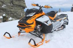 Розборка снігоходів BRP MX Z, Renegade, Skandic