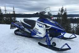 Розборка снігоходів Yamaha RST-Venture, SR-Viper, VK-Viking