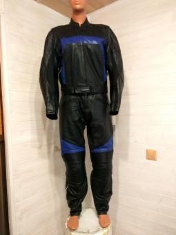 Жіночий шкіряний мотокостюм LOUIS  42