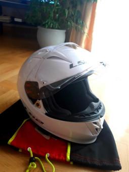 Продам шолом LS2 FF323 ARROW R SOLID WHITE