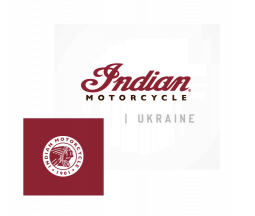 Мотосалон Indian Motorcycle Ukraine